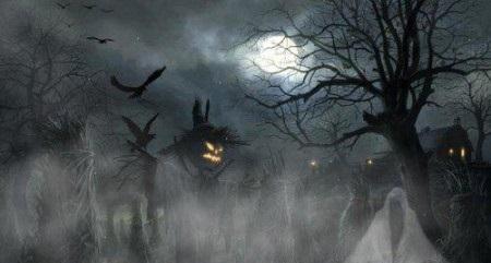 اسکرین سیور ترسناک و جالب Halloween Screensaver